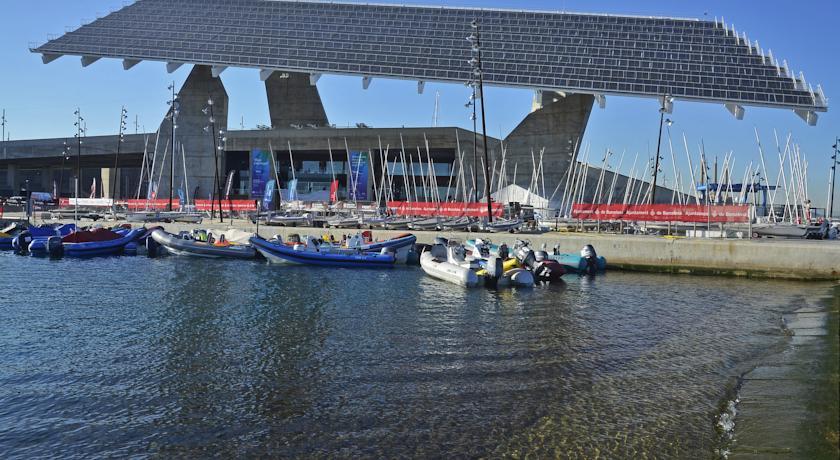 Sercotel Barcelona Sailing