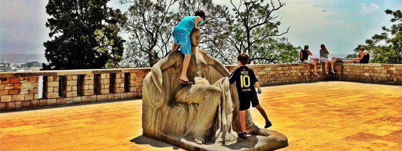 monuments à Barcelone