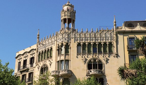 Visite guidée Modernisme Barcelone