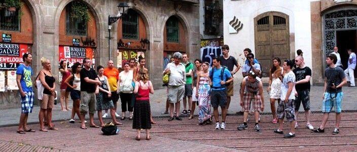 tours touristiques Barcelone
