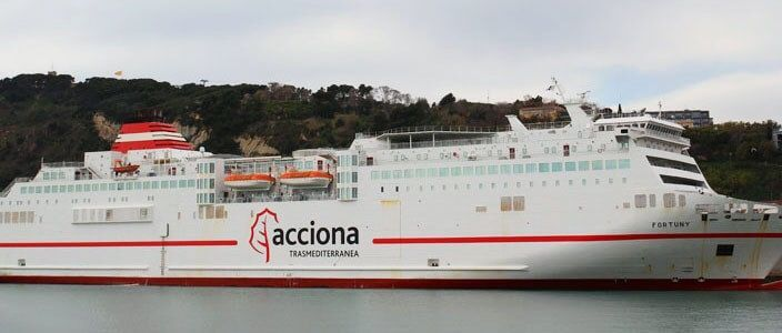 Ferry France Barcelona