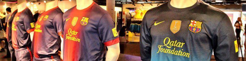 produits FC Barcelone
