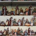 figurines de la Nativité