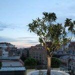 vues terrasses hôtel Barcelone