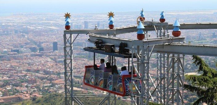 Parc d'attractions Tibidabo