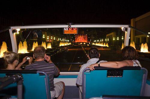 acheter Bus Turístic route de nuit