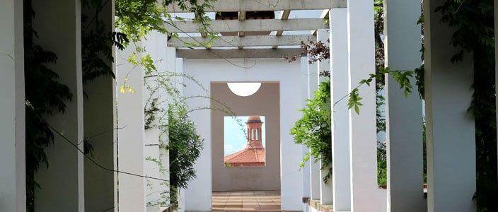 Jardins du Théâtre Grec