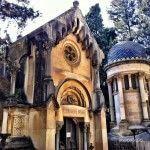 panthéon cimetière Montjuïc