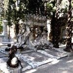 grave cimetière de Montjuïc