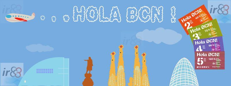 Hola BCN! Barcelone Transport