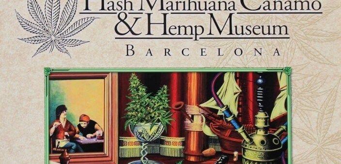 Hash Marihuana Cáñamo & Hemp Museum Barcelone