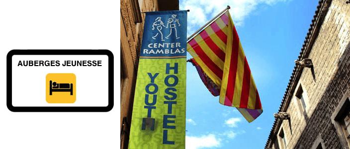 auberges de jeunesse Barcelone