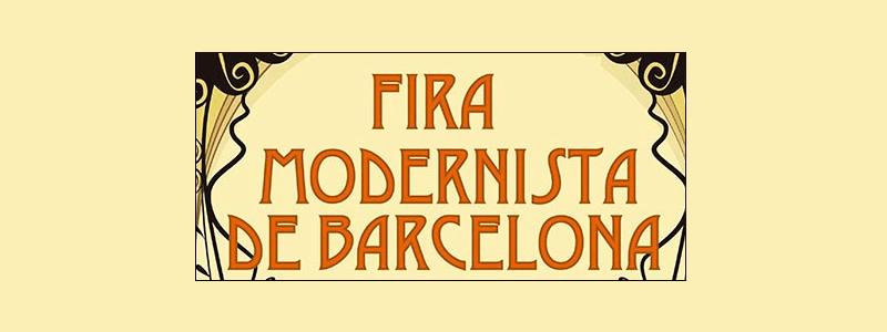Feria Modernista Barcelona