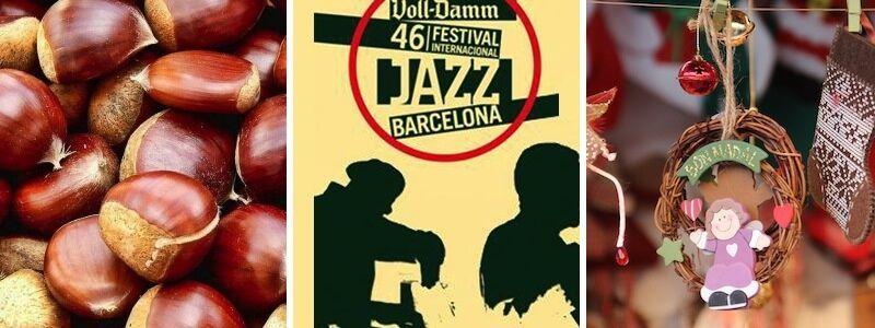 Barcelone en novembre