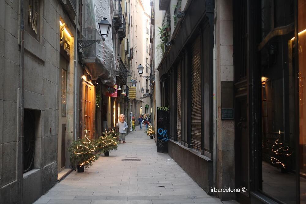 route Quartier Gothique