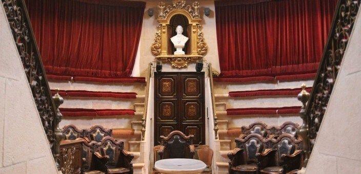 Théâtre anatomique XVIII siècle