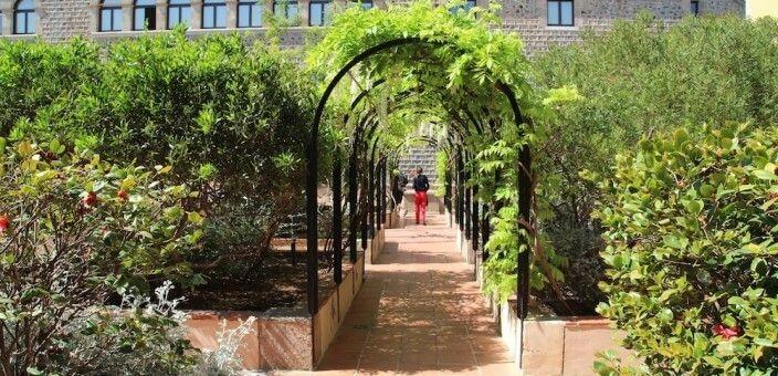 Casa Convalescència i Jardins Mercè Rodoreda