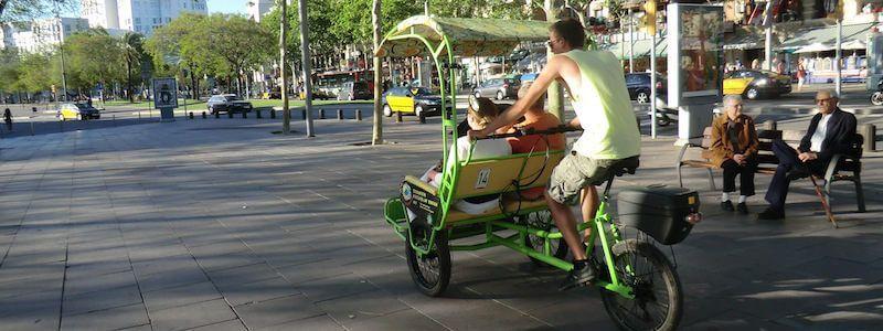 tricycle Passeig Marítim