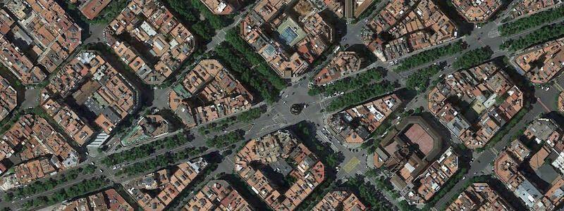 Eixample Barcelone