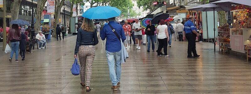 que faire à Barcelone quand il pleut