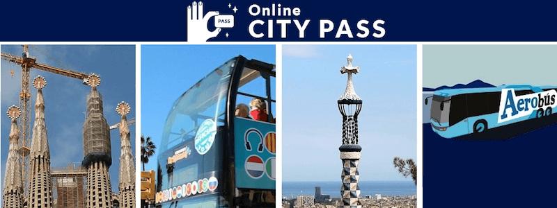 Online Barcelone City Pass