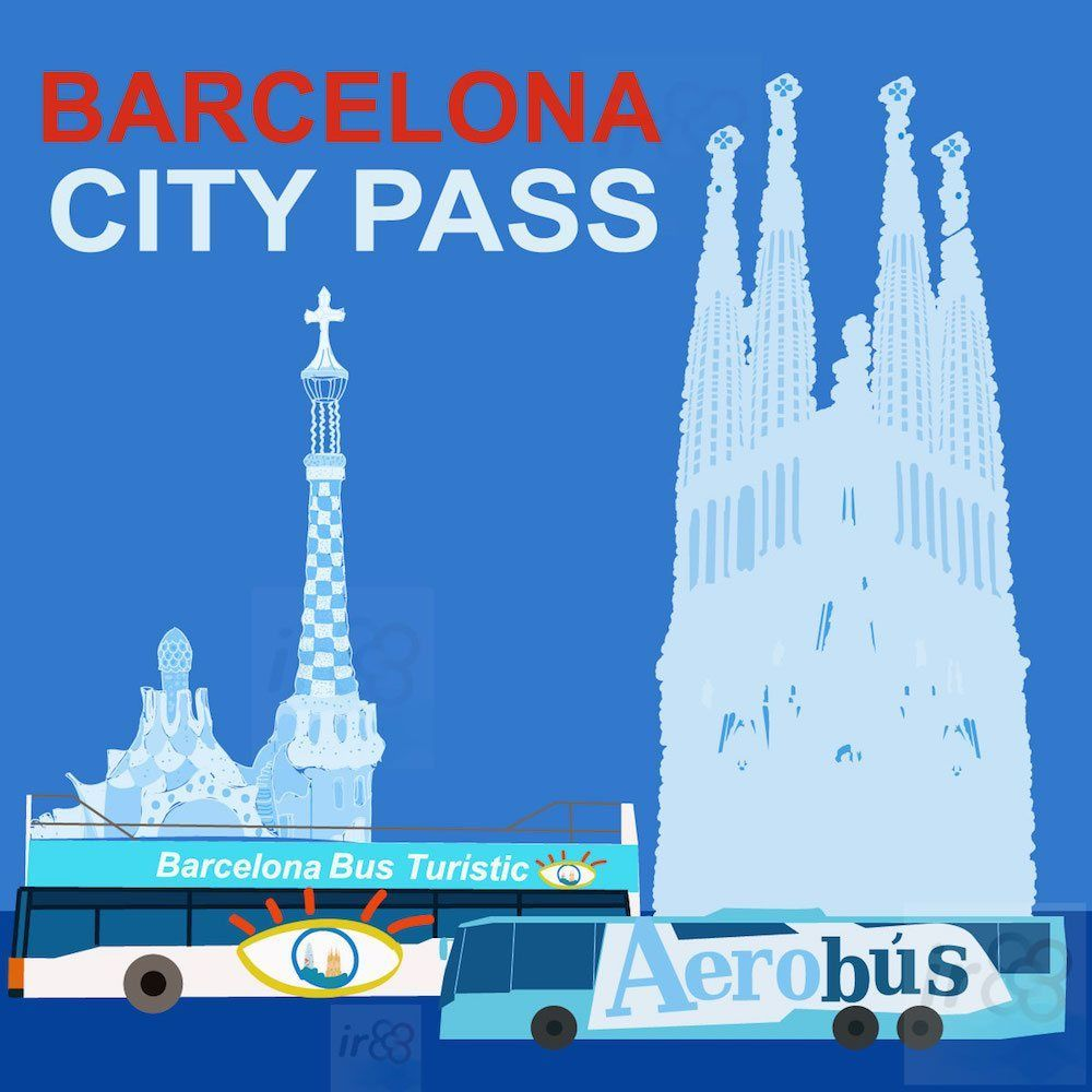 Online City Pass Barcelone
