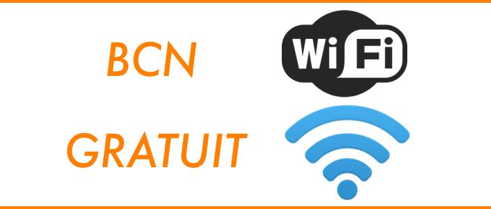 WiFi gratuit Barcelone