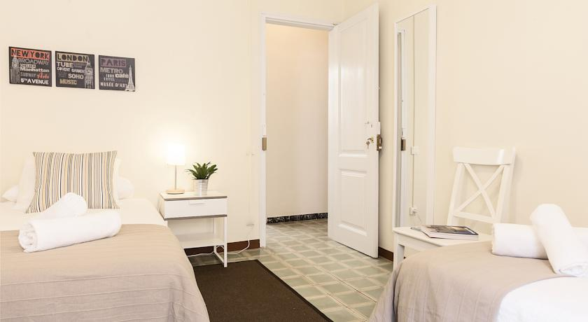 Chambre d 39 h te barcelone bed and breakfast b b barcelone irbarcelona - Chambre d hotes barcelone ...