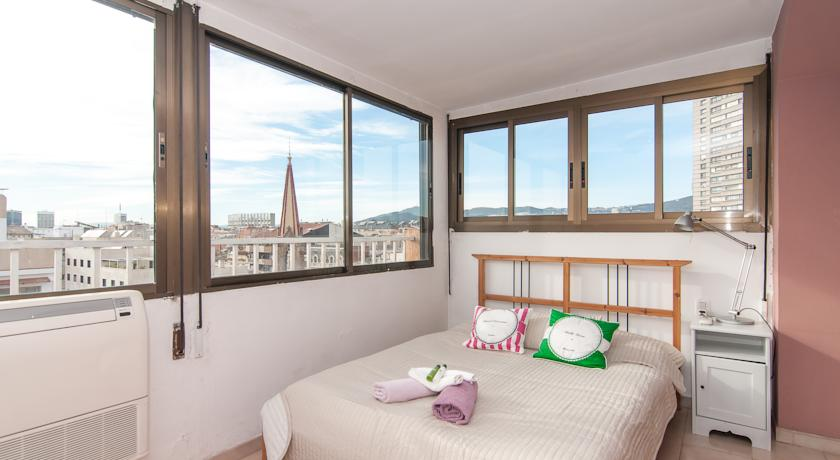 chambre d 39 h te barcelone bed and breakfast b b barcelone irbarcelona. Black Bedroom Furniture Sets. Home Design Ideas