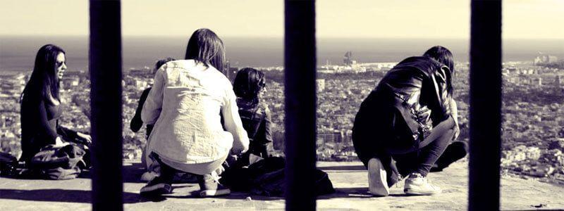 photos Barcelone, turó de la Rovira