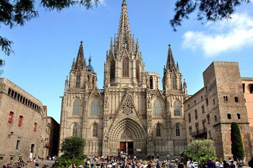 Tour Quartier Gothique Barcelone