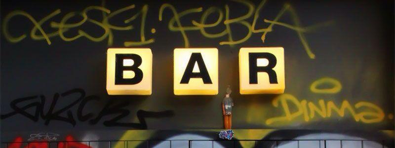 bars de Barcelone
