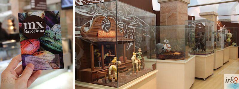 Musée du Chocolat de Barcelone