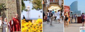 vacances de Pâques et Semaine Sainte à Barcelone