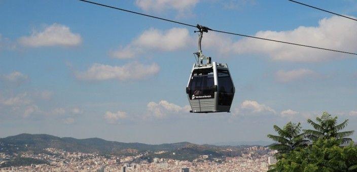 Télépherique Montjuïc