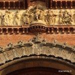 détails l'Arc de Triomphe