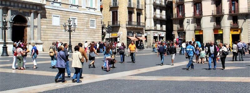 place Sant Jaume