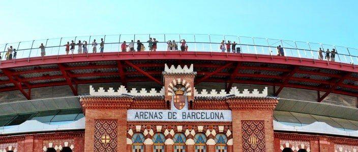 Les Arènes de Barcelone