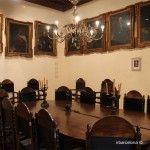 table étage principal palais