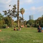 reste dans le Parc de la Ciutadella