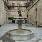 patio Palau Generalitat
