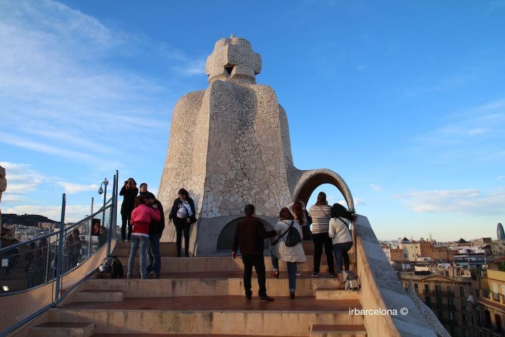 Visite La Pedrera