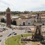 vue de Place d'Espagne