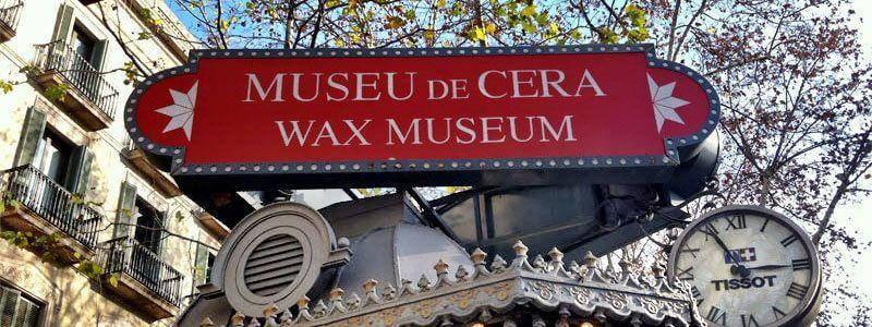 musée de cire Barcelone