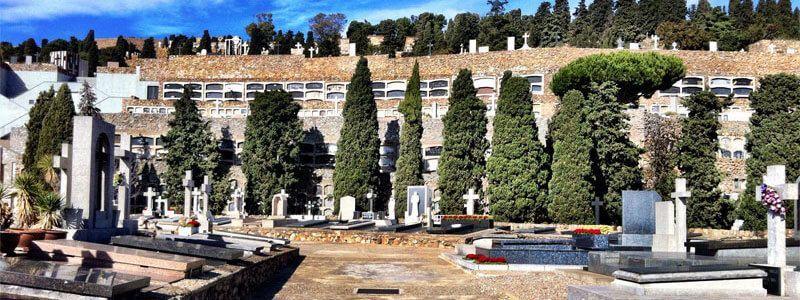 cimetières de Barcelone