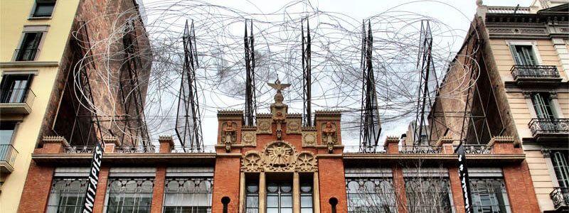 Fondation Antoni Tàpies