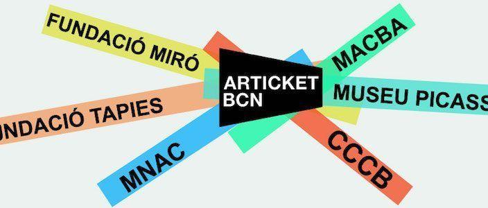 ArTicket Barcelone Musées Art