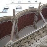 escalier étage principal