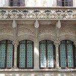 fenêtres façade Casa Macaya