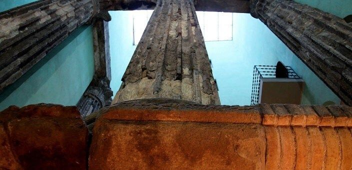 Colonnes du Temple d'August